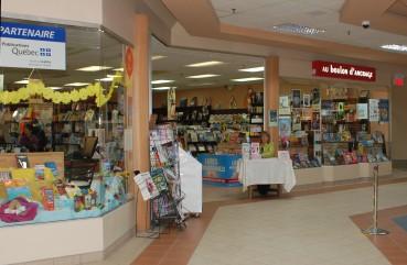 Librairie Au Boulon d'ancrage