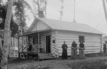 Les débuts de l'éducation à Rouyn-Noranda