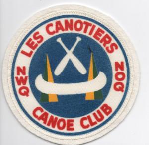 Écusson Canotiers - copie